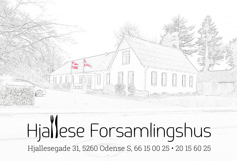 Plakat | Hjallese Forsamlingshus